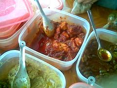 Sibu's Bandong stall 5