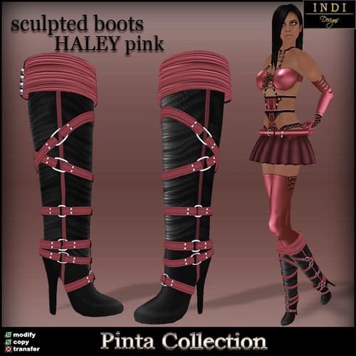 """Pinta """"Haley"""" boots"""