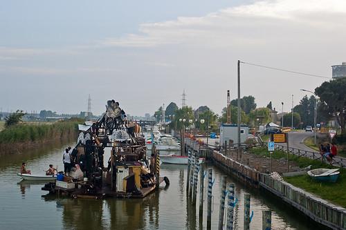 Docked in Terra de Fine