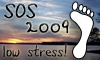 Summer of Socks 2009 - Low Stress!