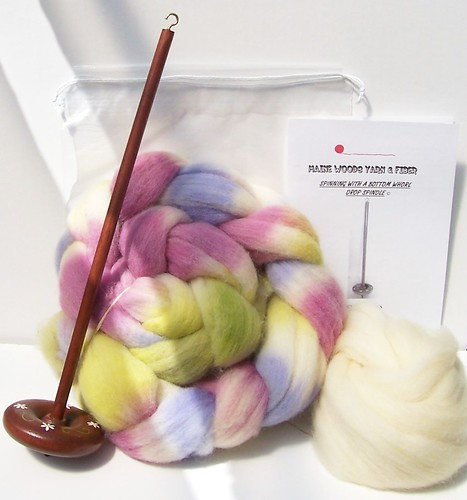 My new spindle kit!