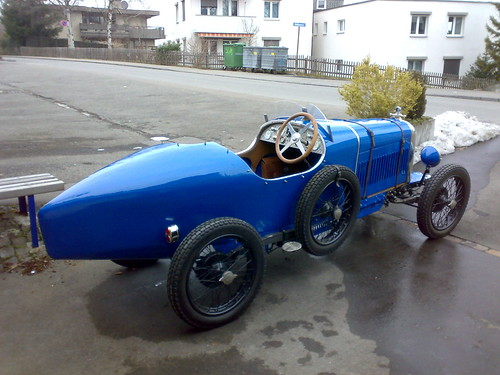 Olivers Amilcar CGS
