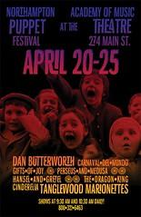 Northampton Puppet Festival (April 20-25, 2009)