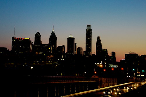 Philly at Dusk