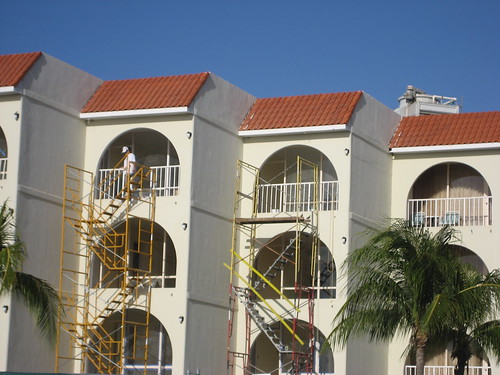 La Cabana Resort Renovations