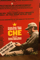 Pôster de Che no IFC