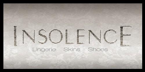Insolence Logo