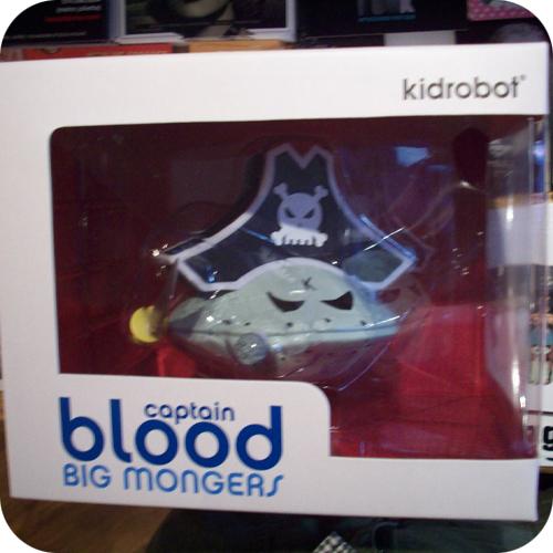 captian blood big monger kozik
