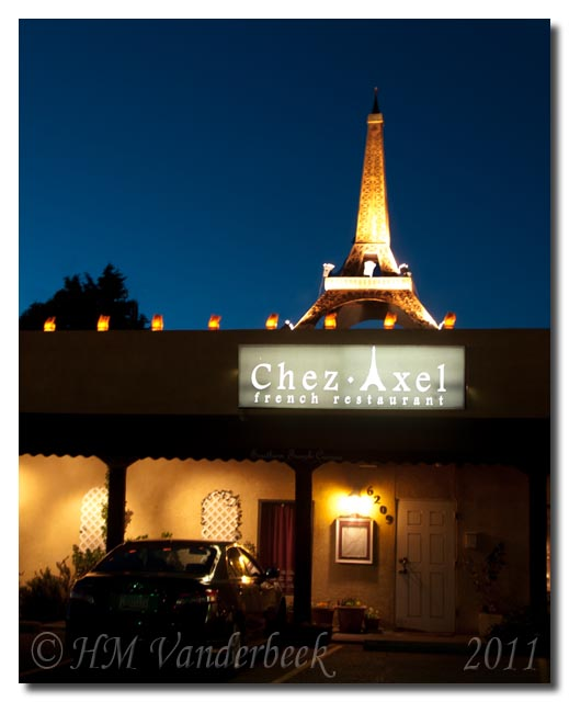Chez-Axel French Restaurant
