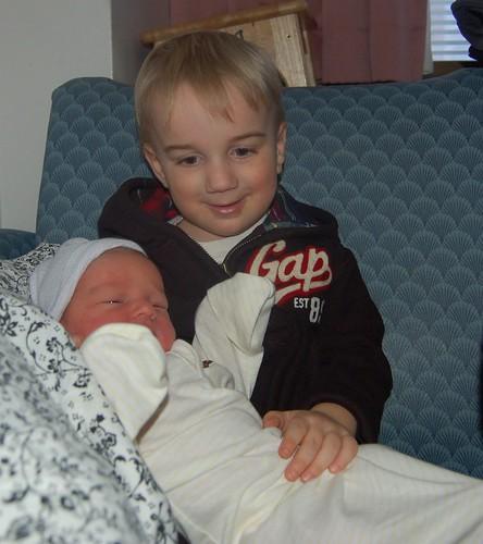 Jacob Meets his sister