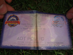 Alton Towers Ticket