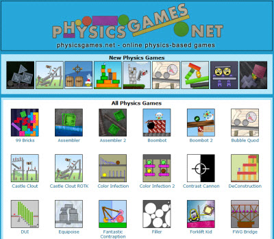 physicsgames