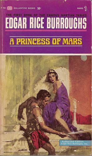 A Princess of Mars (1963)