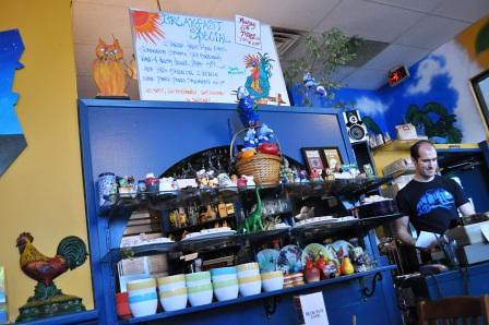 Blue Fox Cafe Victoria 2