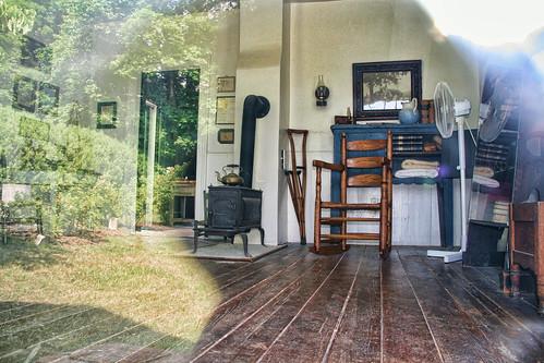 Through the Window #17—Pest House Museum IV