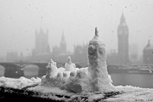 Londoni hó