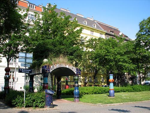 Weissgerber Lande - Hundertwasser Promenade by you.
