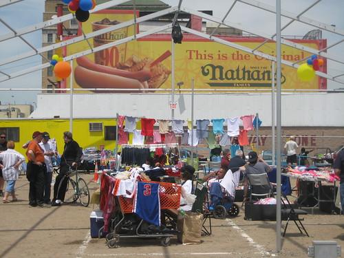 Thor Equities Flea Market. May 22, 2009. Photo © Tricia Vita/me-myself-i via flickr