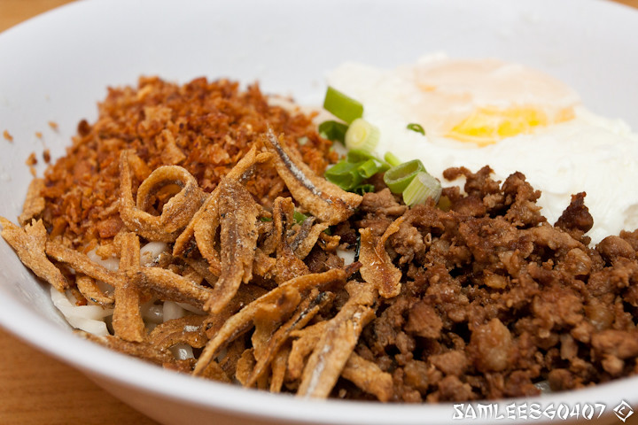 20110613 Super Kitchen Chili Pan Mee @ Kuala Lumpur-3