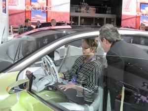 Lincoln Concept C Debut at NAIAS