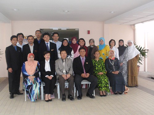 Workshop on Internationalization Policy for Higher Education at BATC, Kuala Lumpur