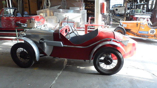 Austin Seven Ulster special