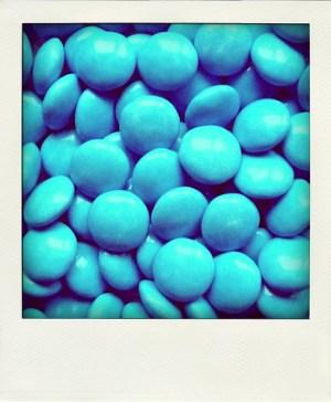 Blue Smarties
