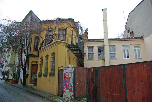 streets of Kuzguncuk, Üsküdar, İstanbul, Pentax K10d