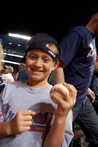 Chase with game ball