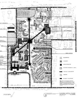 California Baptist College Master Plan
