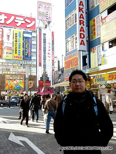 Alvinology @ Akihabara