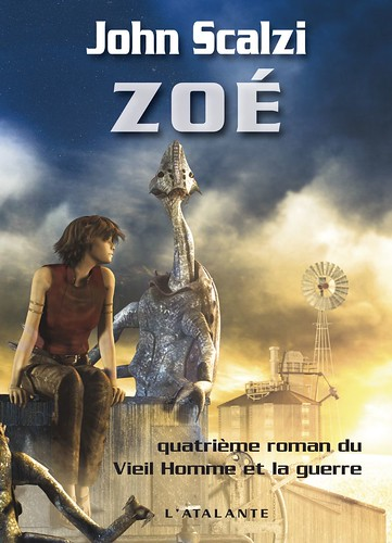 French cover to Zoes Tale