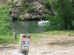 Landa RV - Riverside Campsite