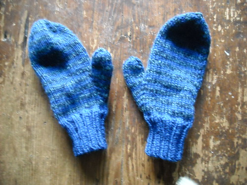 school charity mittens