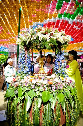 Happy birthday, Buddha!
