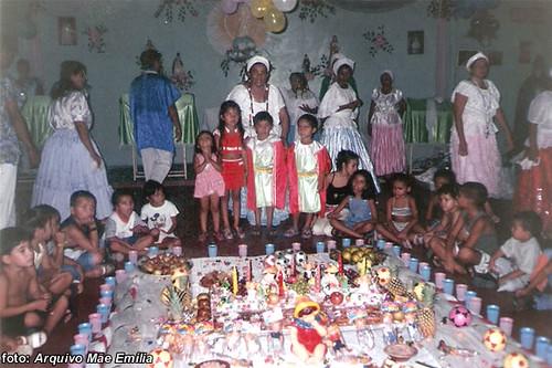 A tradicional Festa de São Cosme e Damião.