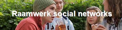 Header social network serie
