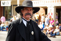 """Old West"" character - Parada del So..."