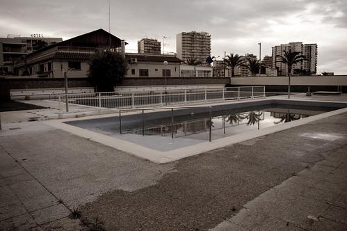 La piscina de Silent Hill