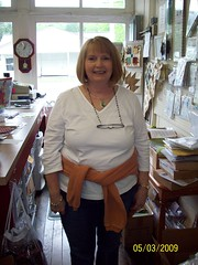 Margie Harris, Owner