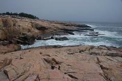 Schoonic Point Rocks