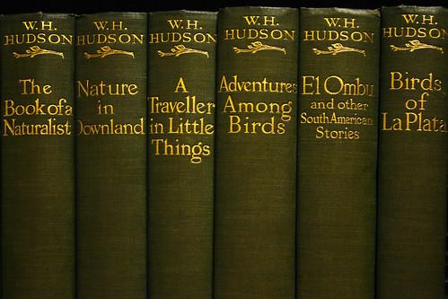 hudsons books