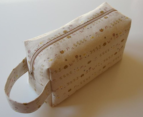 Sheepy box bag