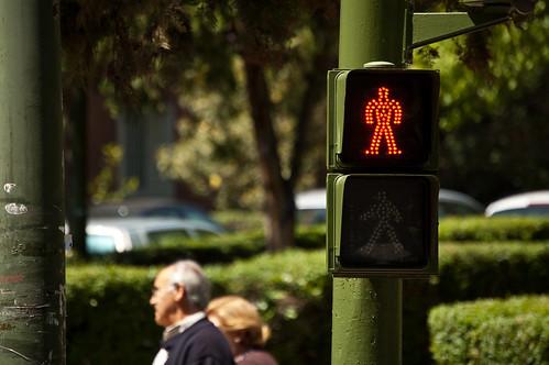 Semáforos de LEDs