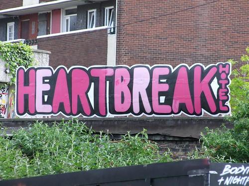 Heartbreak Hotel - Bernard Shaws, Richmond Road, Dublin, Ireland
