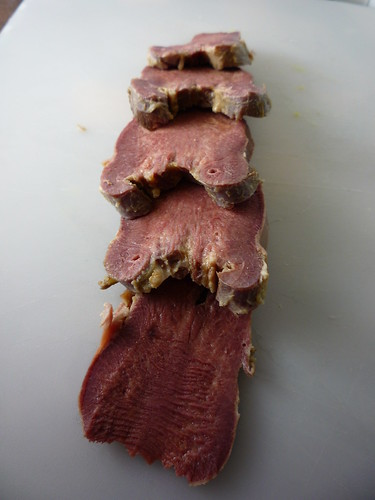 Sliced Ox Tongue