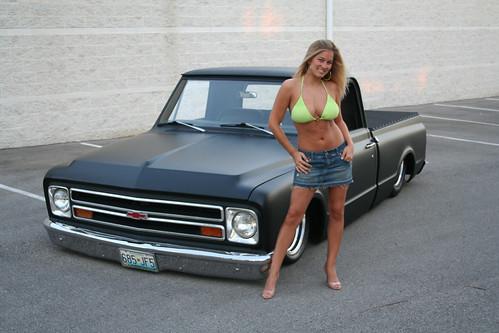 1968 Chevrolet Truck by CCCSTL.