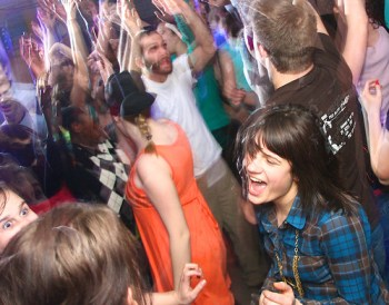 Niedfeldt Dance Party