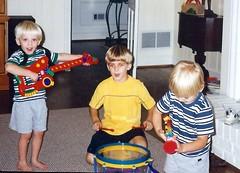 boys music 2001
