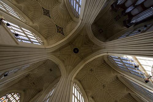 Bath Abbey crossing